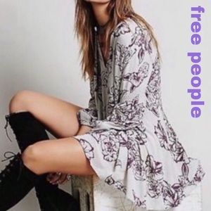 "Free People ""Tree"" Swing Dress/Tunic"